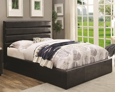 COASTER 300469 RIVERBEND UPHOLSTERED BED