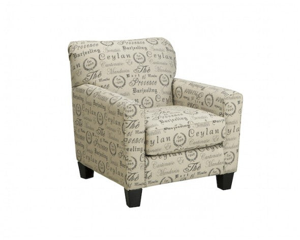 Alenya Accent Chair #166 ASH