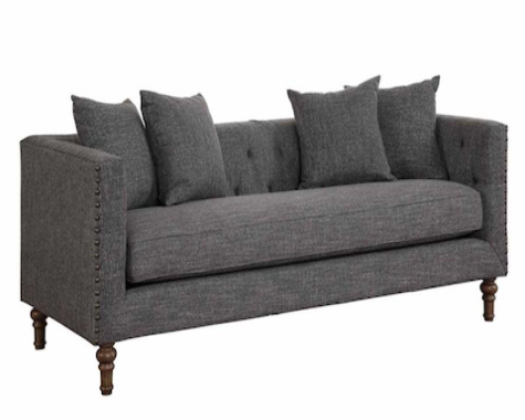 Ellery Collection Loveseat #505772 COA