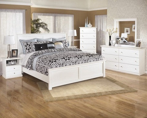 Shoals Bedroom Set #B139 ASH