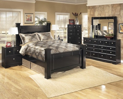 Shay Bedroom Set #B271 ASH