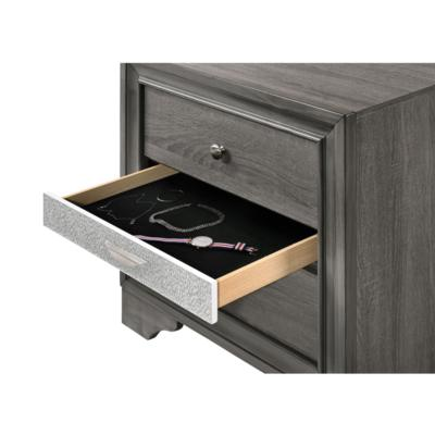 B4650 Regata Nightstand Cro