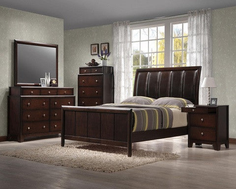 RIVOLI BEDROOM SET #B6875 CR