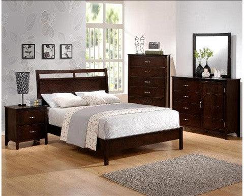 IAN BEDROOM SET #B7300 CR