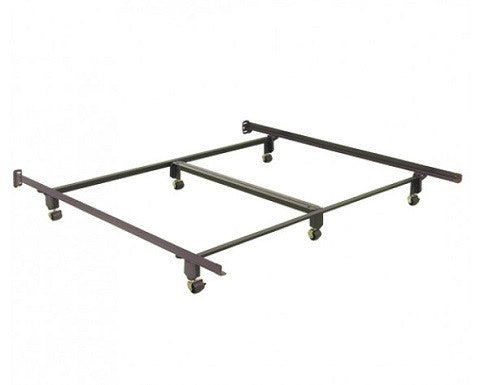 METAL FRAME With Casters