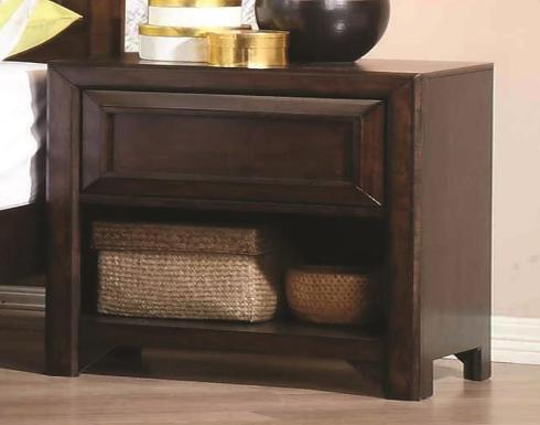COASTER 400822 GREENOUGH COLLECTION NIGHTSTAND