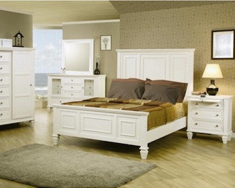 201301 Sandy Beach Bedroom Collection By Coaster