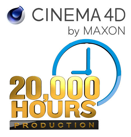 Cinema 4D - 20,000 Hours at 18¢/hour