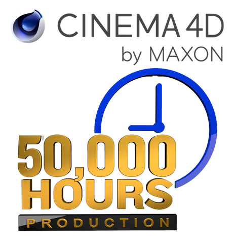 Cinema 4D - 50,000 Hours at 18¢/hour