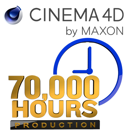 Cinema 4D - 70,000 Hours at 18¢/hour