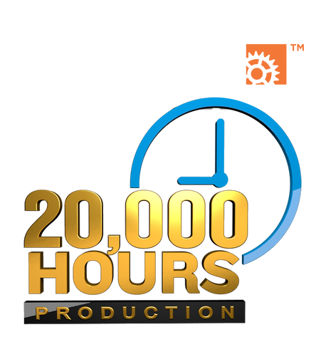 Houdini - 20,000 Hours at 65¢/hour.