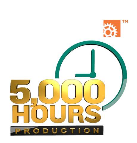 Houdini - 5,000 Hours at 67¢/hour.