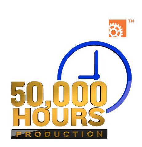 Houdini - 50,000 Hours at 63¢/hour.