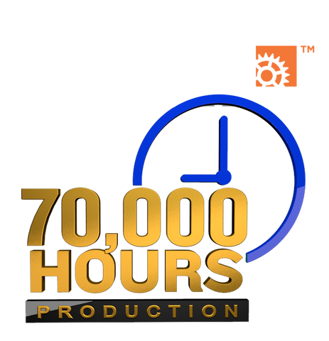 Houdini - 70,000 Hours at 60¢/hour.