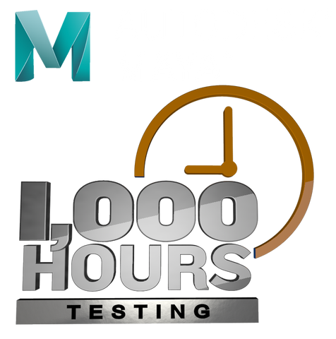 Maya - 1,000 Hours at 18¢/hour