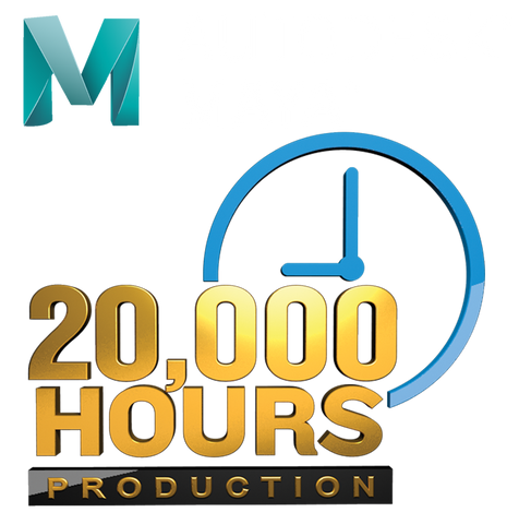Maya - 20,000 Hours at 18¢/hour