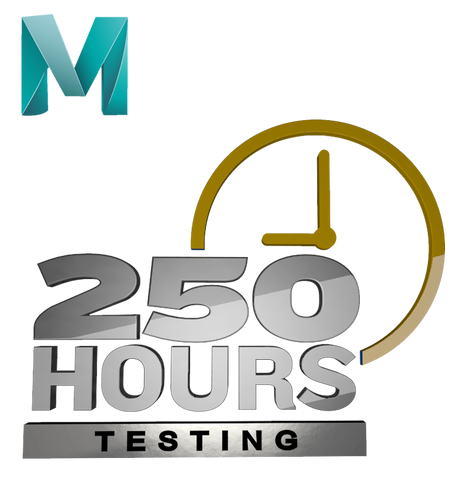 Maya - 250 Hours at 60¢/hour