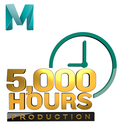Maya - 5,000 Hours at 18¢/hour