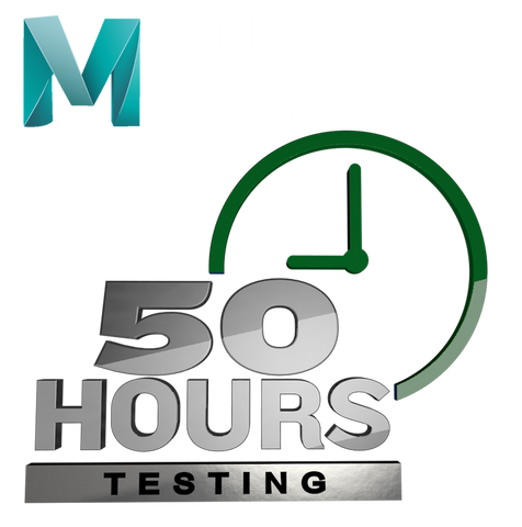 Maya - 50 Hours at 18¢/hour