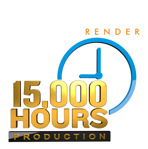Maxwell Render - 15,000 Hours at 20¢/hour