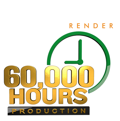 Maxwell Render - 60,000 Hours at 9¢/hour