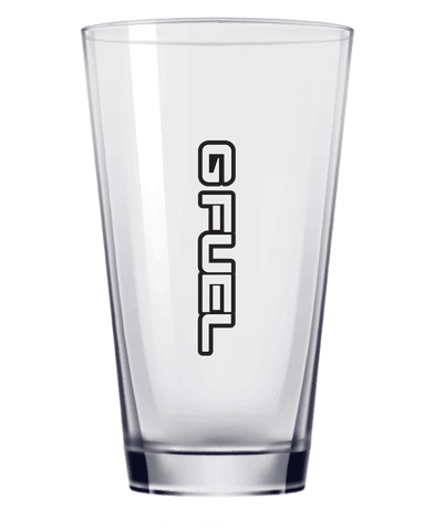 G FUEL Glass - Black Logo