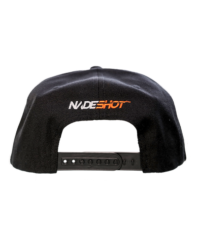 Snapback Hat - Nadeshot™ Orange