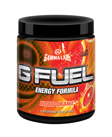 G FUEL Tub - Blood Orange