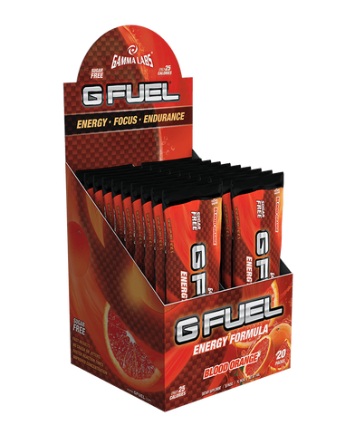 G FUEL Box - Blood Orange
