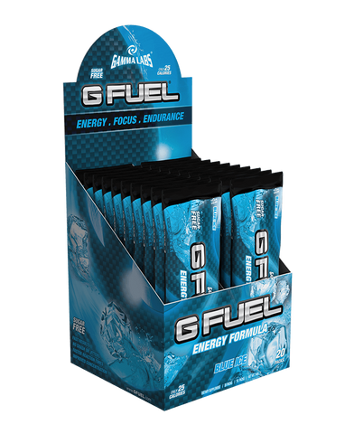 G FUEL Box - Blue Ice