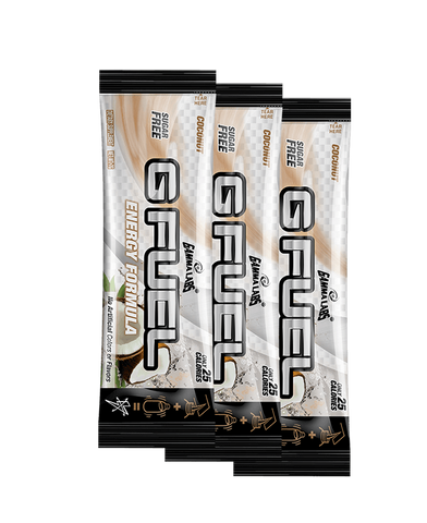 G FUEL 3 Pack - Coconut