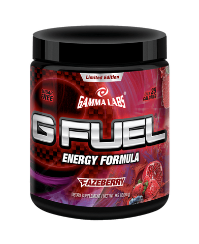 G FUEL Tub - FaZeberry
