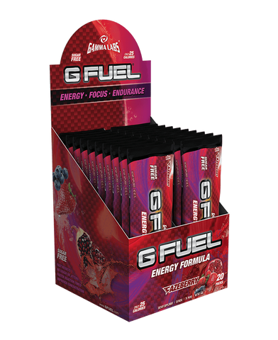G FUEL Box - FaZeberry