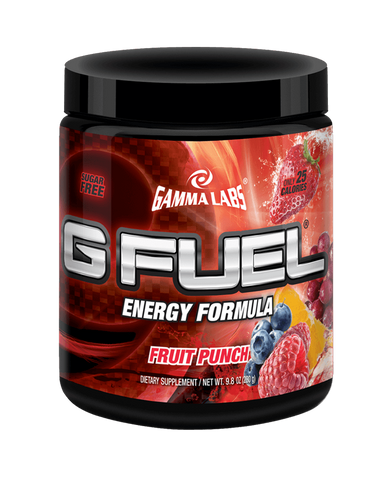 G FUEL Tub - Fruit Punch