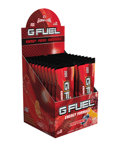 G FUEL Box - Fruit Punch