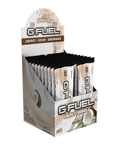 G FUEL Box - Coconut