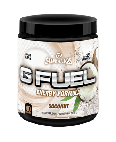 G FUEL Tub - Coconut