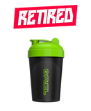 Shaker Cup - Lime Green (Blacked Out Edition)