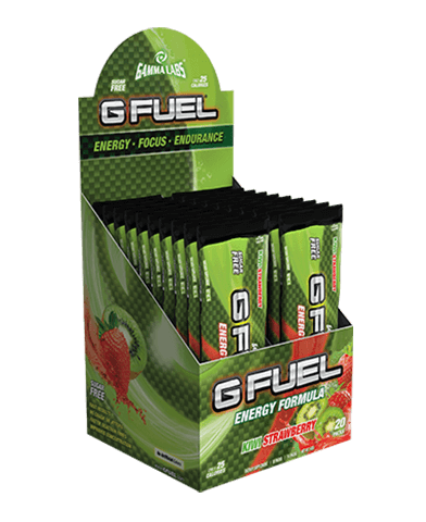 G FUEL Box - Kiwi Strawberry