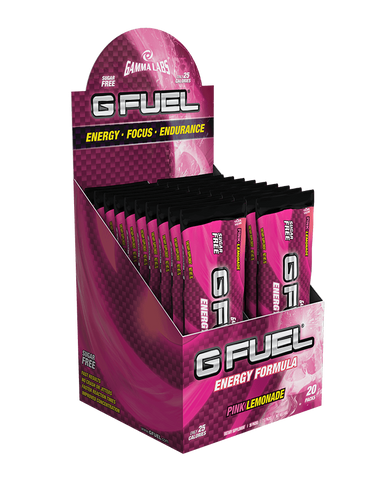 G FUEL Box - Pink Lemonade