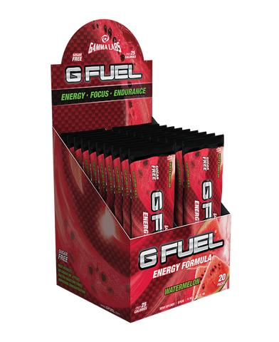 G FUEL Box - Watermelon