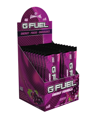 G FUEL Box - Grape