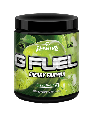 G FUEL Tub - Green Apple