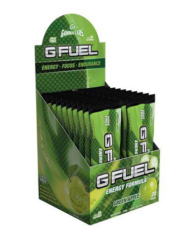 G FUEL Box - Green Apple