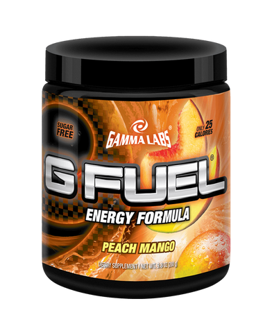G FUEL Tub - Peach Mango