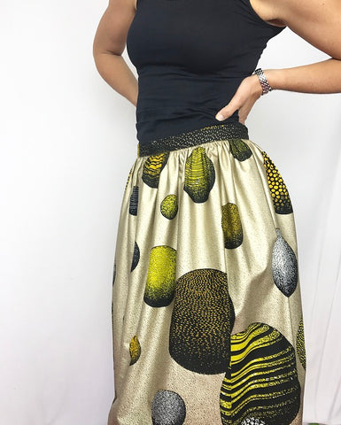 The Highline Skirt - Lunar (Size 10)