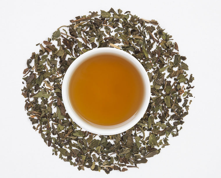 Pure Peppermint Leaf Tea