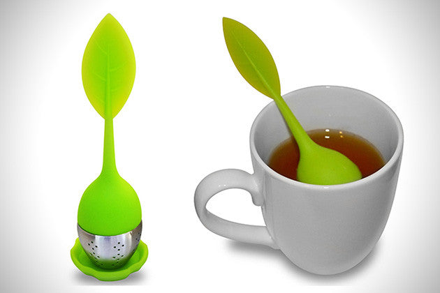 Stainless Steel Tea Infuser, Random Color - FREE! (+$4.95 Shipping)