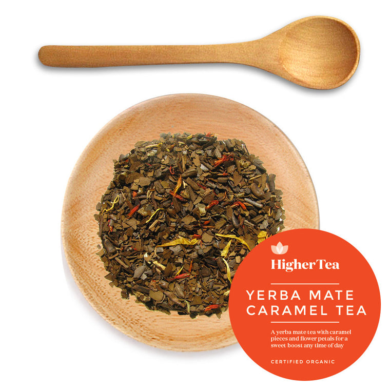 Yerba Mate Caramel Tea
