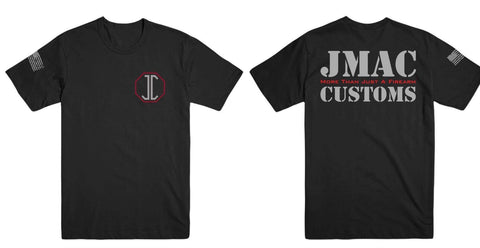 JMac Customs Logo T-Shirt - JMac Customs